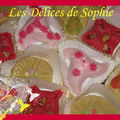 Assortiment de petits gteaux