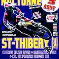 Motocross nocturne
