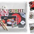 Pas de Sushis tout va bien !!!