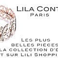 Lila Conti pour Lili shopping