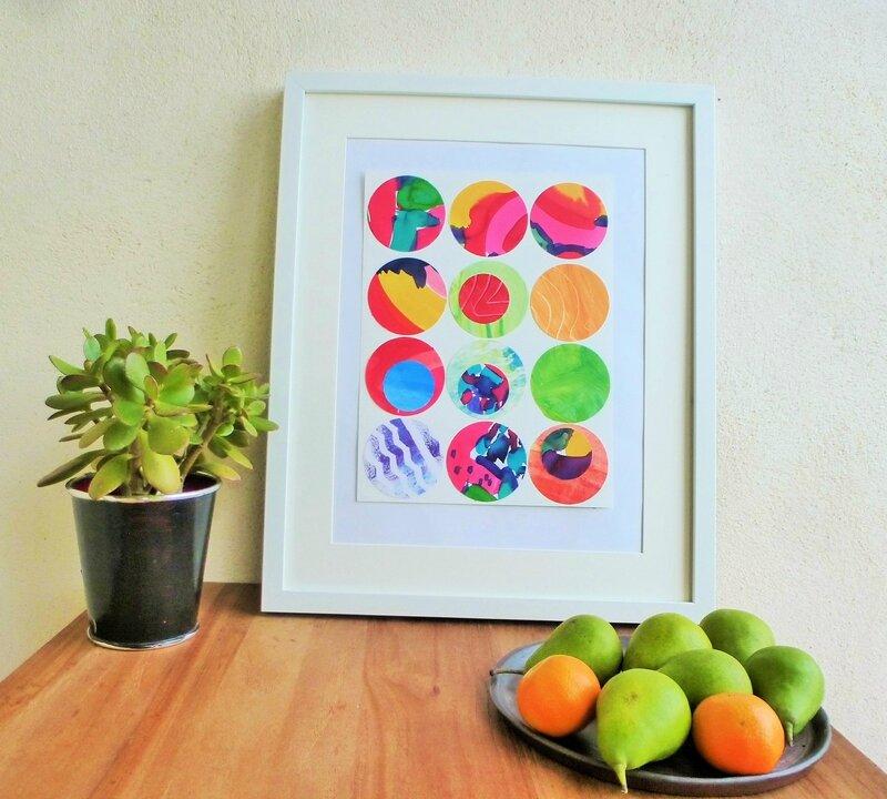 multicolore 4 A