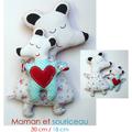 Maman et Souriceau