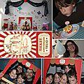 Les 9 ans de notre télio à la fête foraine