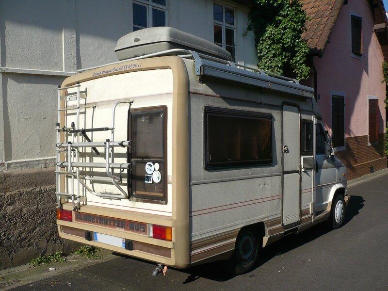 PEUGEOT J5 camping car Dethleffs Hoenheim (2)