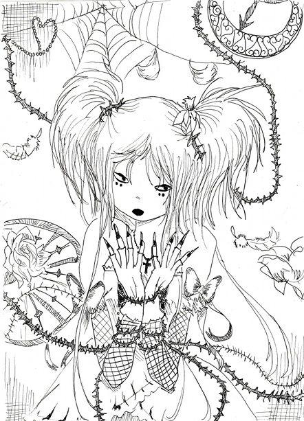 princesse-gothique