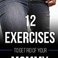 12 exercices qui vous débarrasser de votre ventre de maman