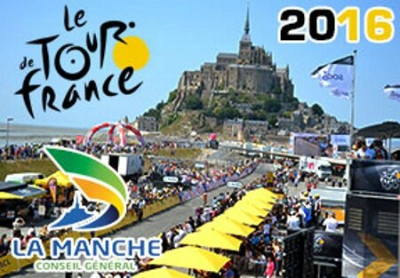 Tour-de-France-2016-in-the-Manche-and-more-precisely-at-the-Mont-Saint-Michel