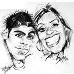 Caricature_Couple