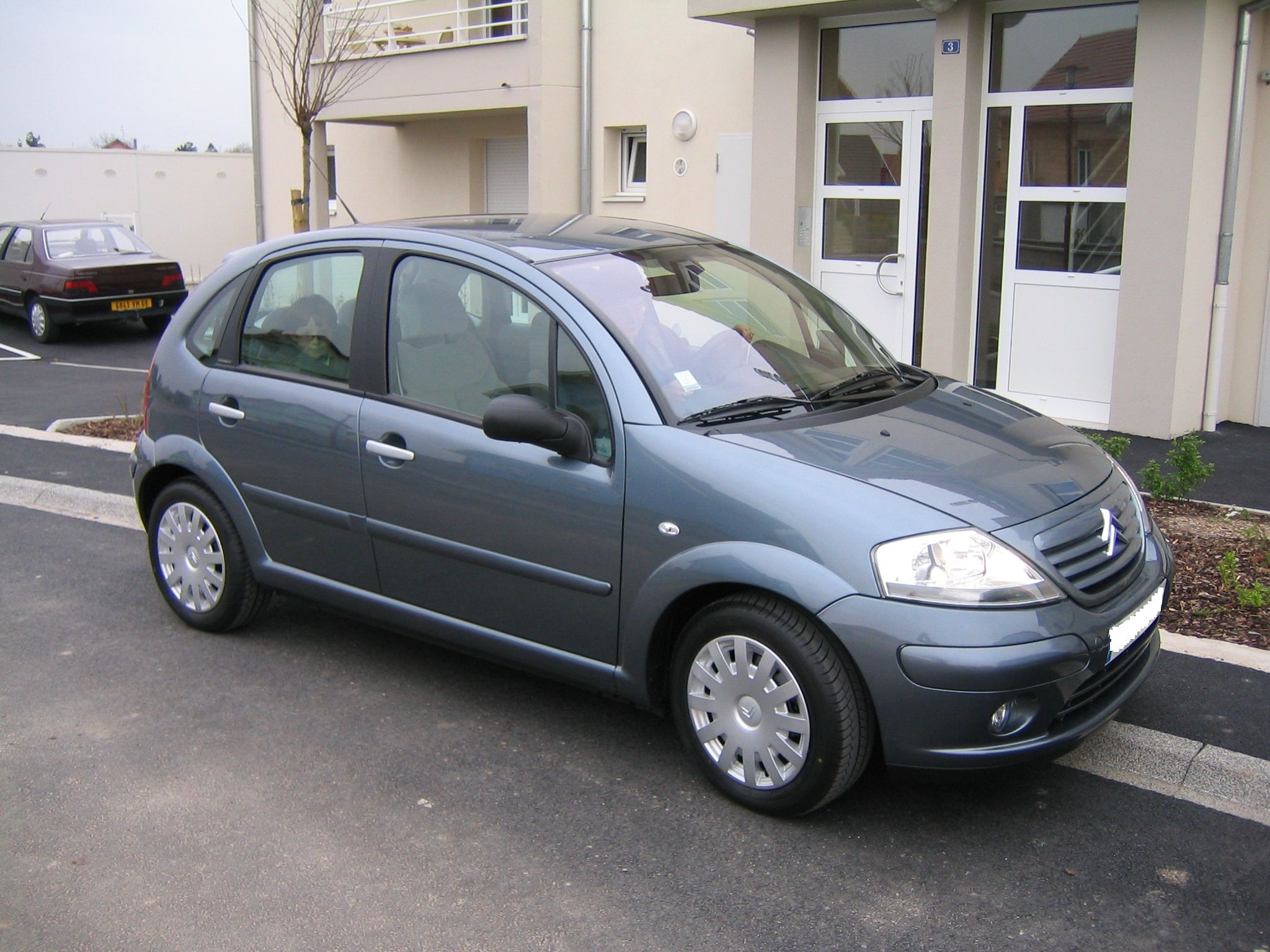 citroen c3 exclusive gris fer vendu 1300kms album. Black Bedroom Furniture Sets. Home Design Ideas