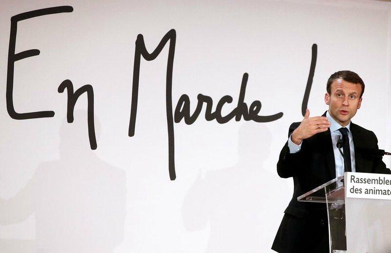 Macron LREM 1
