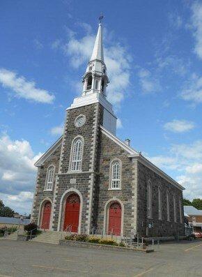St-Agapit-église
