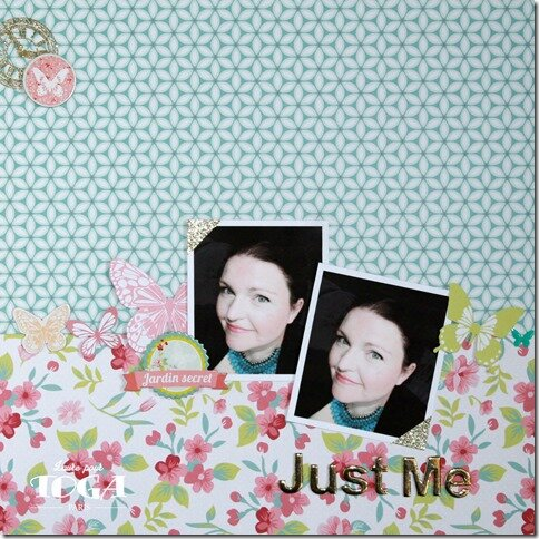 PAGE JUST ME_Collection Jardin Secret-DT Toga Laure