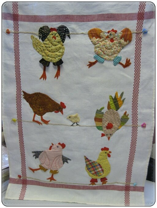 poules Roseline (1)