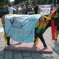 2003 - Action des Vaches en Lutte !