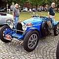 Bugatti type 35 de 1926 (paul pietsch classic 2014)