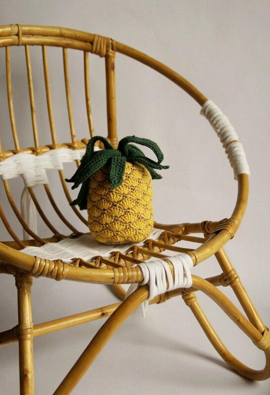 ananas crochet