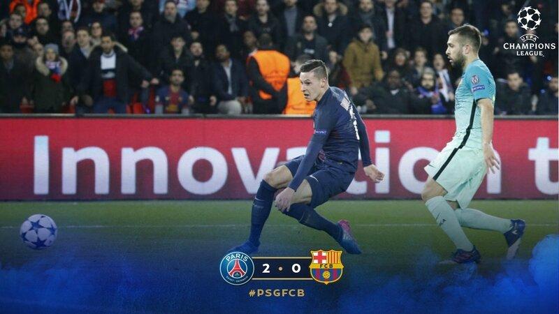 BUT Draxler, vidéo but Draxler, but draxler barcelone, but PSG Barcelona, but PSG Barcelone, Draxler, PSG, Barcelona