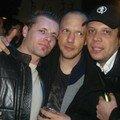 Benoit, Phil KozaK and co 31/12/07 Midi Minuit @ Tipi