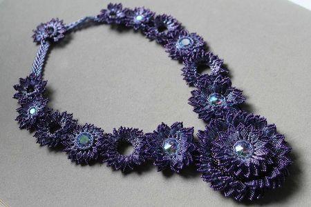 violet blossoms1