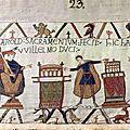 L'invention de la tapisserie de bayeux