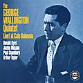 George Wallington Quintet - 1955 - Live! At Cafe Bohemia (Prestige)