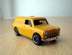 Austin mini van 1965 01 -Matchbox- (2006) (1