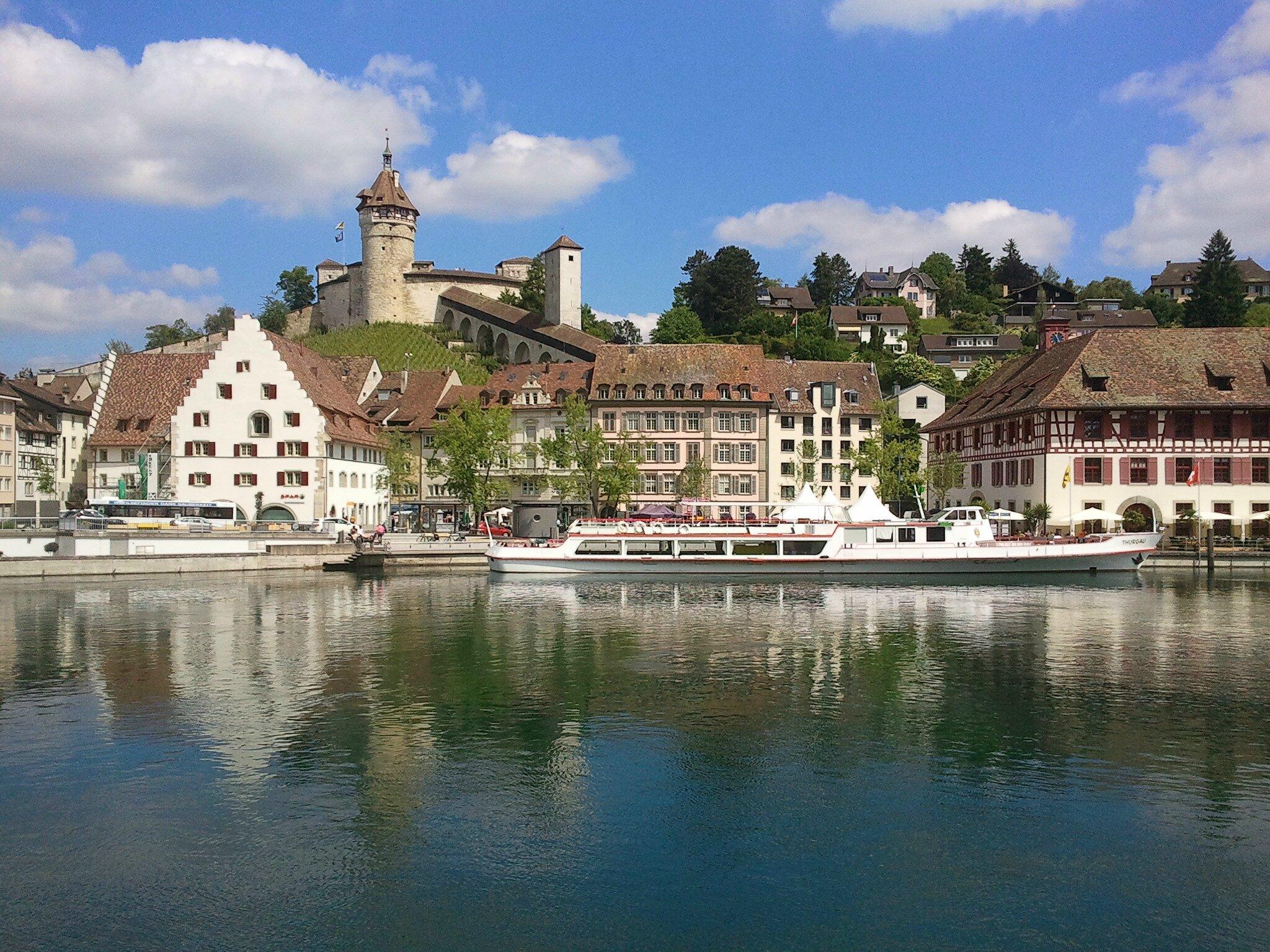 30-31 mai : En direction du lac de Constance