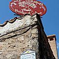 Alpes de Haute Provence - Moustiers Sainte Marie