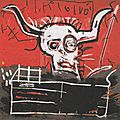 Sotheby's to offer basquiat painting from the collection of yoko ono