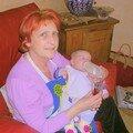 Enola & Mamie on trinque...