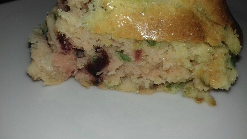 cake coloré betterave poireau chèvre 26