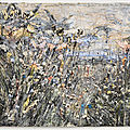 Exhibition of recent paintings and sculpture by anselm kiefer opens at gagosian gallery in new york