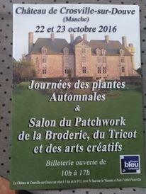Salon du Patchwork de Crosville sur Douve