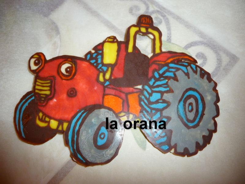 Tracteur tom mes petits g teaux rigolos - Tracteur tom dessin anime ...