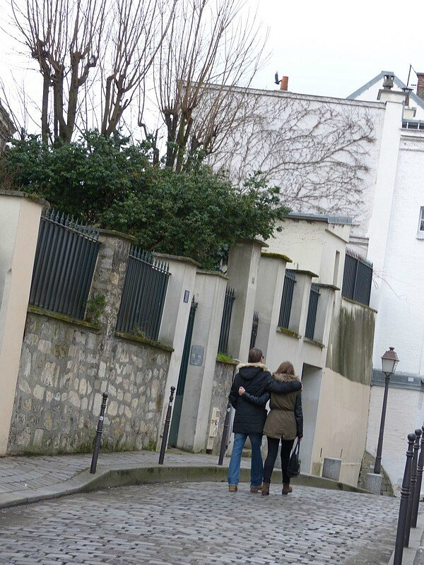 PARIS VILLE DES AMOUREUX