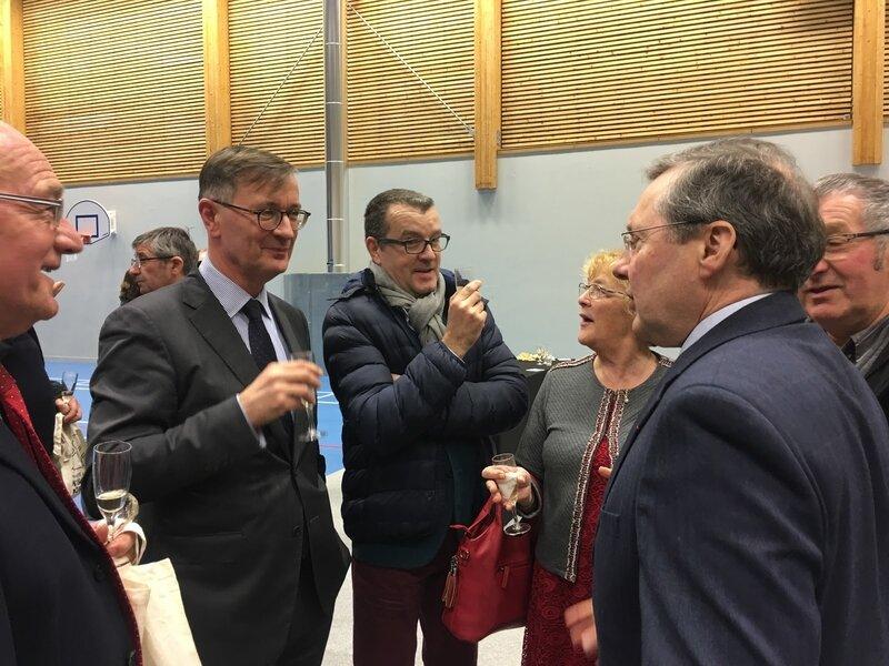 voeux 2018 CAMSMN Sartilly sénateur Philippe Bas Jean-Michel Houllegatte Dominique Forget Communauté Agglomération Mont-Saint-Michel Normandie.JPG