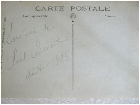carte postale