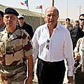 Laurent fabius et son étonnant voyage aux abords de la syrie