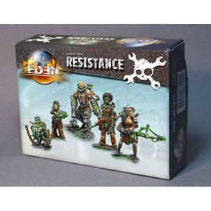 Boutique jeux de société - Pontivy - morbihan - ludis factory - Eden starter Resistance