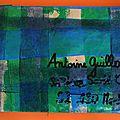 Une lettre pour antoine guilloppé
