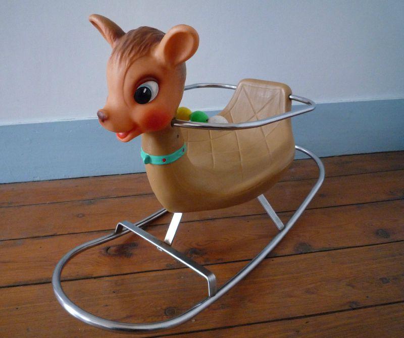 Fauteuil à bascule Bambi-Canova