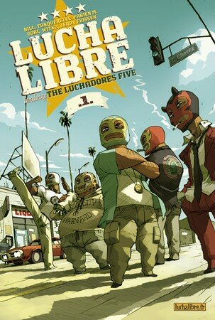 LuchaLibre_1_Cover_copy