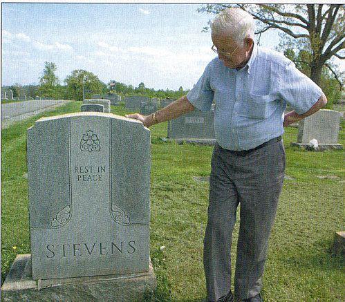 Roy Stevens 2003