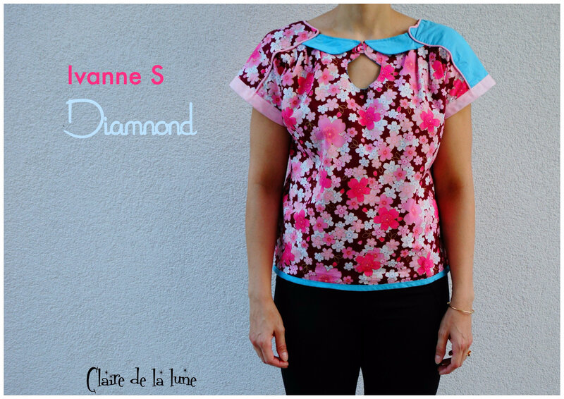 Projet couture 7 Diamond Ivanne S 1