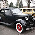 FORD Tudor 2door Sedan V8 flathead 1935 Strasbourg - Rétrorencard (1)