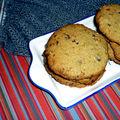 Les cookies écolos du jardin bio