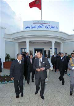 صاحب الجلالة الملك محمد السادس