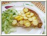 0388- tarte pommes de terre, oignons, lardons