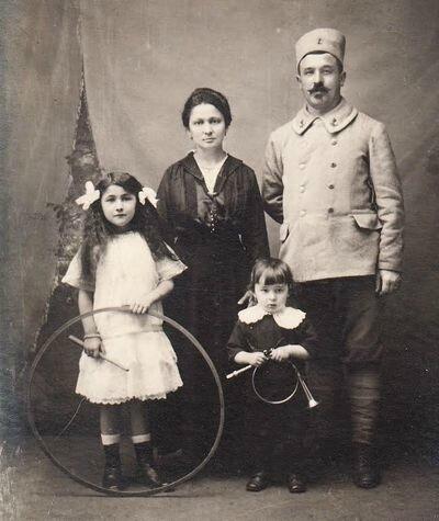 Marguerite Foriel 1918 07