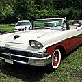 Ford fairlane 500 skyliner continental kit-1958